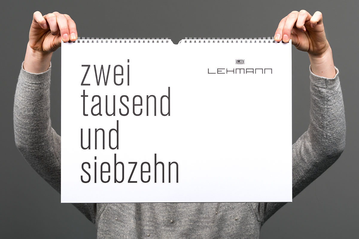Lehmann Uhren Kalender