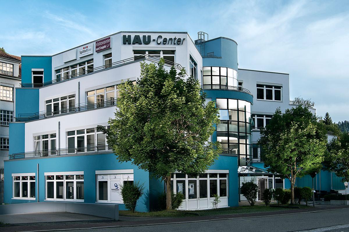 SpittelBau H.A.U. Gebäude