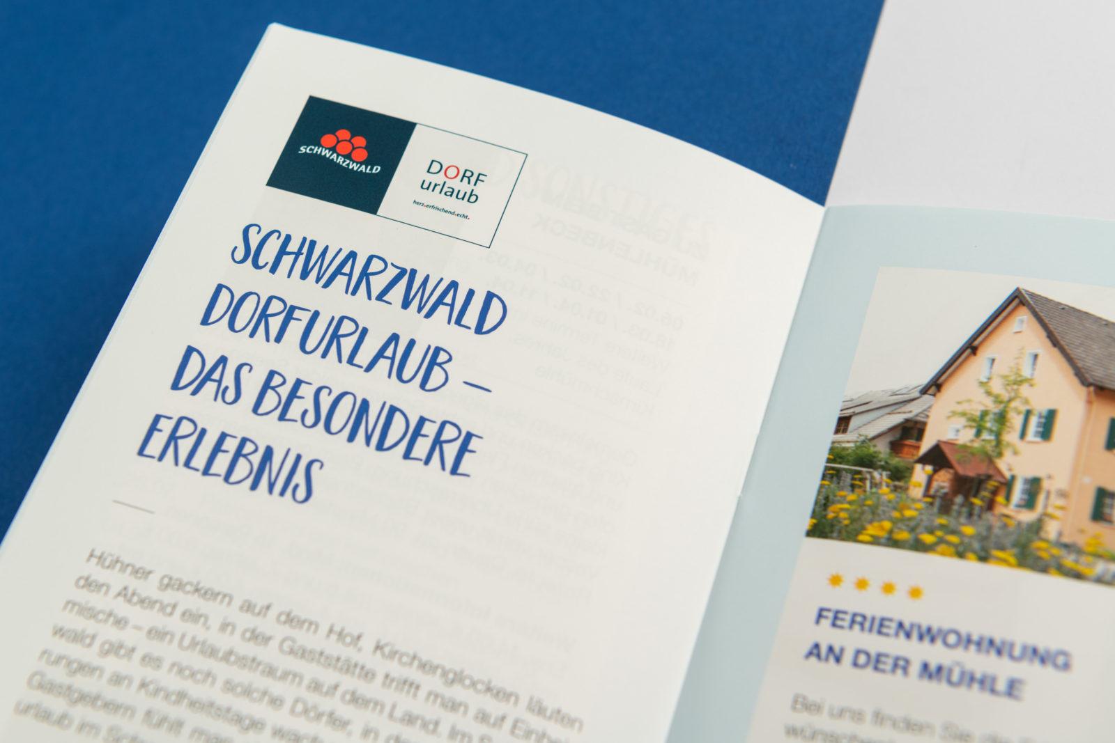 Unterkirnach Schwarzwald Dorfurlaub