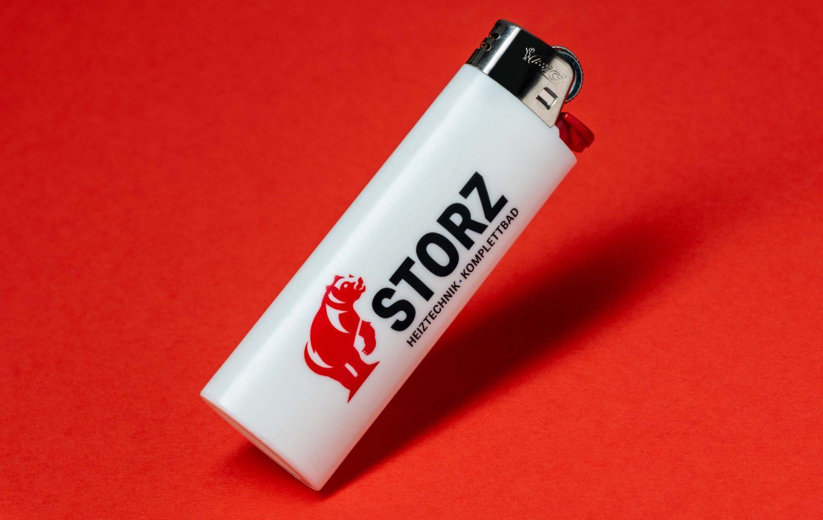 Storz Heiztechnick Feuerzeug