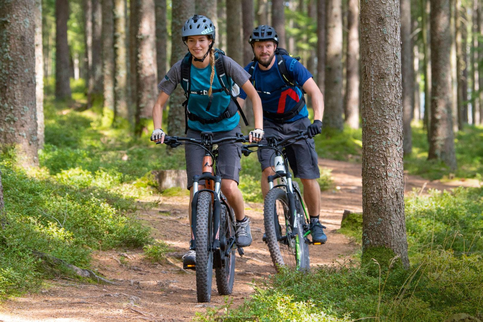 Unterkirnach E-Bike Touren im Schwarzwald