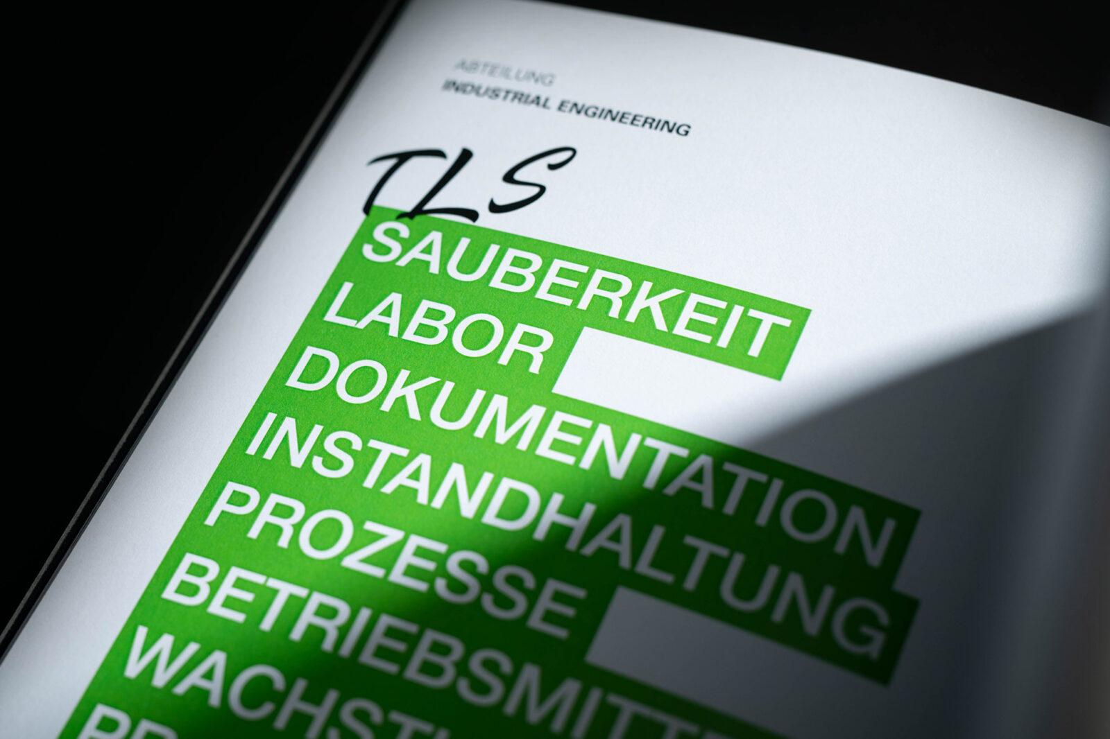 TRUMPF Laser GmbH Broschüre